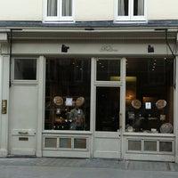 Photo taken at Poilâne by Alan J. on 1/28/2011