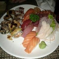 Photo taken at Restaurante Sapporo - Itaim Bibi by Fabio B. on 7/20/2012