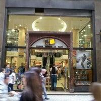 Photo taken at Saraiva MegaStore by Rodrigo R. on 8/15/2011