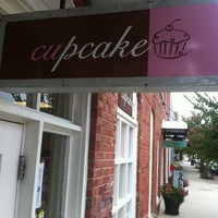 Photo taken at Cupcake by Charles on 7/15/2011