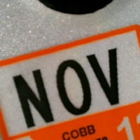 Photo taken at Cobb County Tag Office - Acworth by Dan B. on 11/30/2011