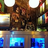 Photo taken at Fes Cafe by özgün ö. on 4/9/2011