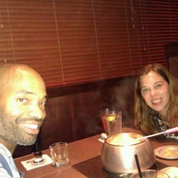 Photo taken at The Melting Pot by Lamar F. on 10/28/2011