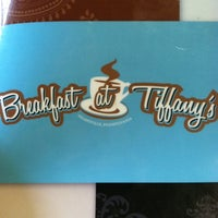Photo taken at Breakfast At Tiffanys by Edward C. on 6/11/2011