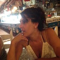 Photo taken at Raki Balik Fethiye by Ercan Ç. on 7/9/2012