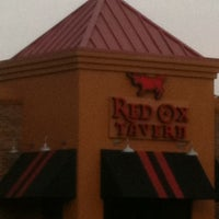 Photo taken at Red Ox Tavern by Russ C. on 7/10/2011
