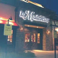 Photo taken at la Madeleine Country French Café by Jamie G. on 12/31/2010