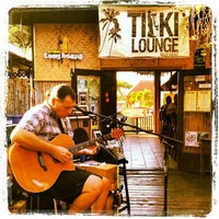 Photo taken at South Shore Tiki Lounge by John P. on 5/19/2012