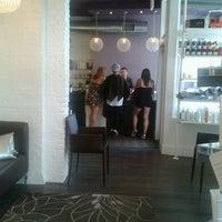 Photo taken at Katana Salon by Jean P. on 7/31/2012