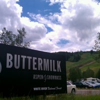 Photo taken at Buttermilk Mountain by Mike J. on 7/8/2012