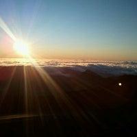 Photo taken at Haleakalā National Park by Roxanne F. on 8/20/2011