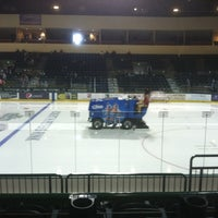 Photo taken at Sanford Center by Bob L. on 10/22/2011