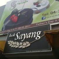 Photo taken at Kek Sayang by Rofiel Y. on 12/4/2011
