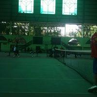 Photo taken at Lapangan Tenis Pati Unus by Benny_sem S. on 6/20/2012