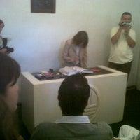 Foto tomada en Sede Comunal 11 (Ex CGPC) por Ana T. el 1/5/2012