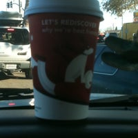 Photo taken at Starbucks by Debbie S. on 11/9/2011