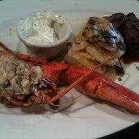 Photo taken at Stanford's Restaurant & Bar by Allie C. on 8/23/2012