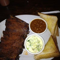 Photo taken at The Bar-B-Q Shop by Crystal M. on 1/10/2012