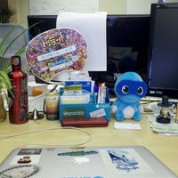 Photo taken at GREE Intl Temporary Office by Richard D. on 3/22/2012