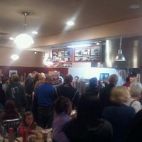 Photo taken at Jake's Wayback Burgers by Mark H. on 11/9/2011