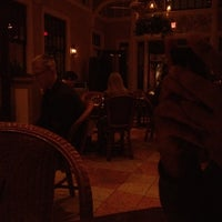 Photo taken at Tommy Bahama's Tropical Cafe by Joel Z. on 1/7/2012