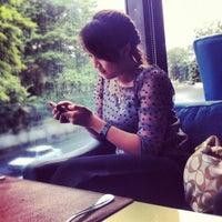 Photo taken at BlueOasis by Myat on 8/21/2012