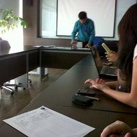 Photo taken at Universitas Multimedia Nusantara by Joe S. on 9/5/2012