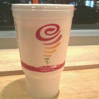 Photo taken at Jamba Juice by Tim R. on 10/1/2011