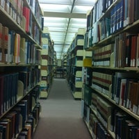 Photo taken at Perry-Castañeda Library (PCL) by Bryce on 7/29/2012