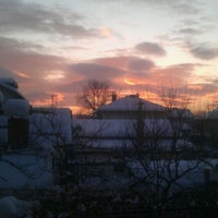 Photo taken at Банско (Bansko) by Alexis K. on 12/26/2011