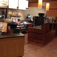 Photo taken at Panera Bread by William H. on 11/13/2011