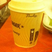 Photo taken at Hesburger HeseStoppi by Tiia R. on 12/28/2011