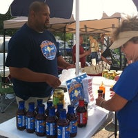 Photo taken at Topeka Farmers Market by Gina P. on 9/3/2011