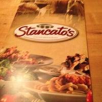 Photo taken at Stancato's Italian Restaurant by Lisa G. on 12/13/2011