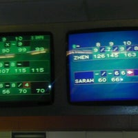 Photo taken at Bowlero Lanes by Zhen L. on 7/19/2012
