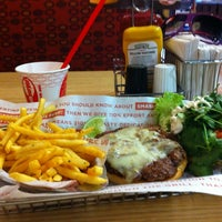 Photo taken at Smashburger by Kevin B. on 4/4/2012