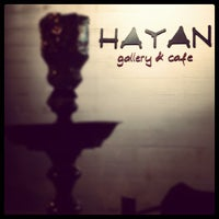 Photo taken at Hayan gallery cafe' by KOR'KOT on 6/9/2012