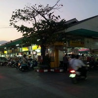 Photo taken at Thanin Market by Zuezee I. on 12/9/2011