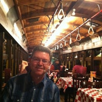 Photo taken at Spaghetti Warehouse by Candy N. on 10/15/2011