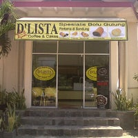 Photo taken at D'Lista Coffee & Cake by Budhi M. on 8/7/2011