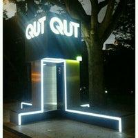 Photo taken at QUT Gardens Point by Cristobal P. on 7/22/2012