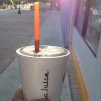 Photo taken at Jamba Juice by Dat L. on 4/20/2012