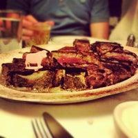 Photo taken at Wolfgang's Steakhouse by Matt R. on 7/28/2012
