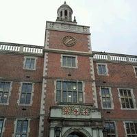 Photo taken at Newcastle University Students' Union by Manu E. on 1/11/2012
