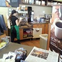 Photo taken at Starbucks by Tom b. on 10/20/2011