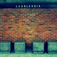 Photo taken at STM Station Charlevoix by Sarah0s on 9/25/2011