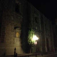 Photo taken at Templo Santa Catalina de Siena by Inti A. on 4/7/2012