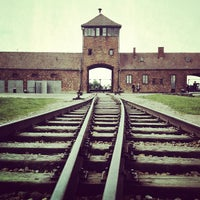 Photo taken at Auschwitz-Birkenau Museum by Jonathan N. on 6/26/2012