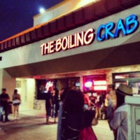 Photo taken at The Boiling Crab by Dom C. on 6/4/2012