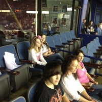 Photo taken at Chicago Wolves Game by Randy M. on 4/15/2012